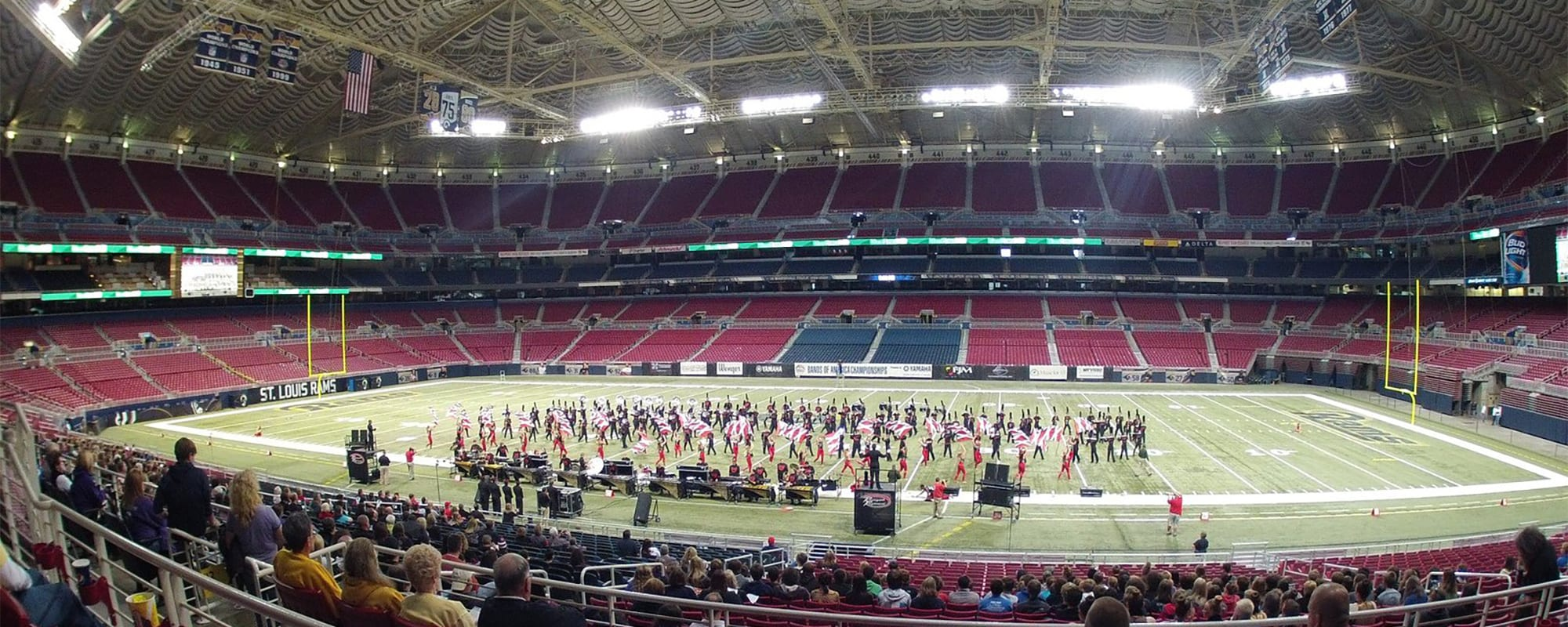 Super Regional St Louis Mo Boa Marching Championships